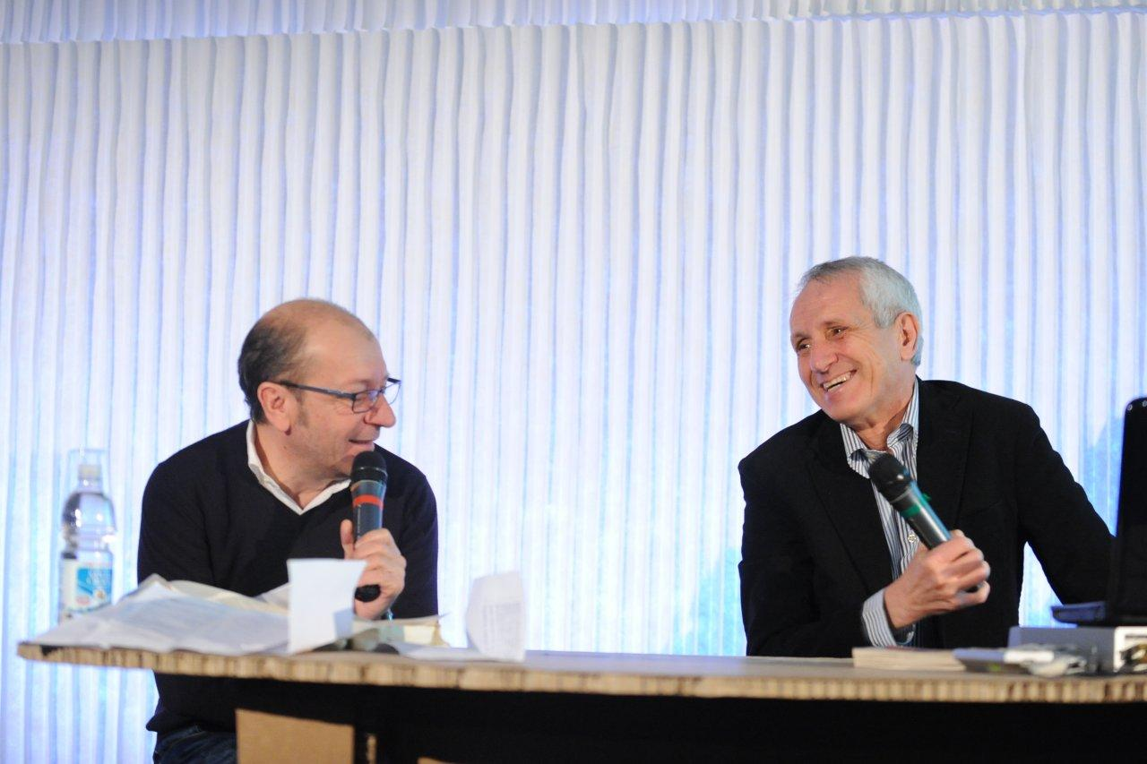 Roberto Ippolito Ignoranti con Dario Vergassola 013
