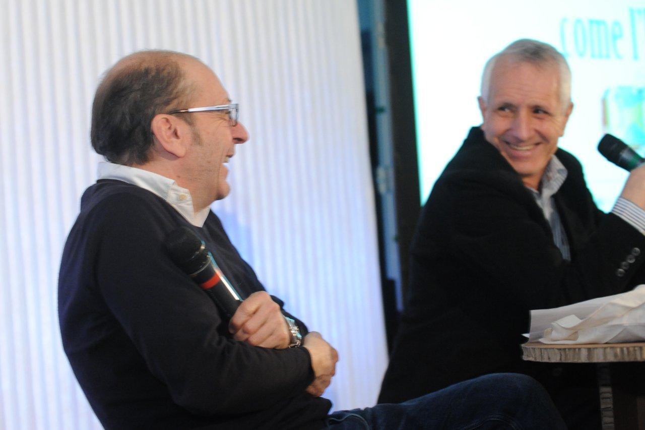 Roberto Ippolito Ignoranti con Dario Vergassola 015