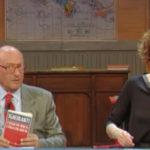 Piero Dorfles e Veronica Pivetti con Ignoranti di Roberto Ippolito 21 aprile 2013