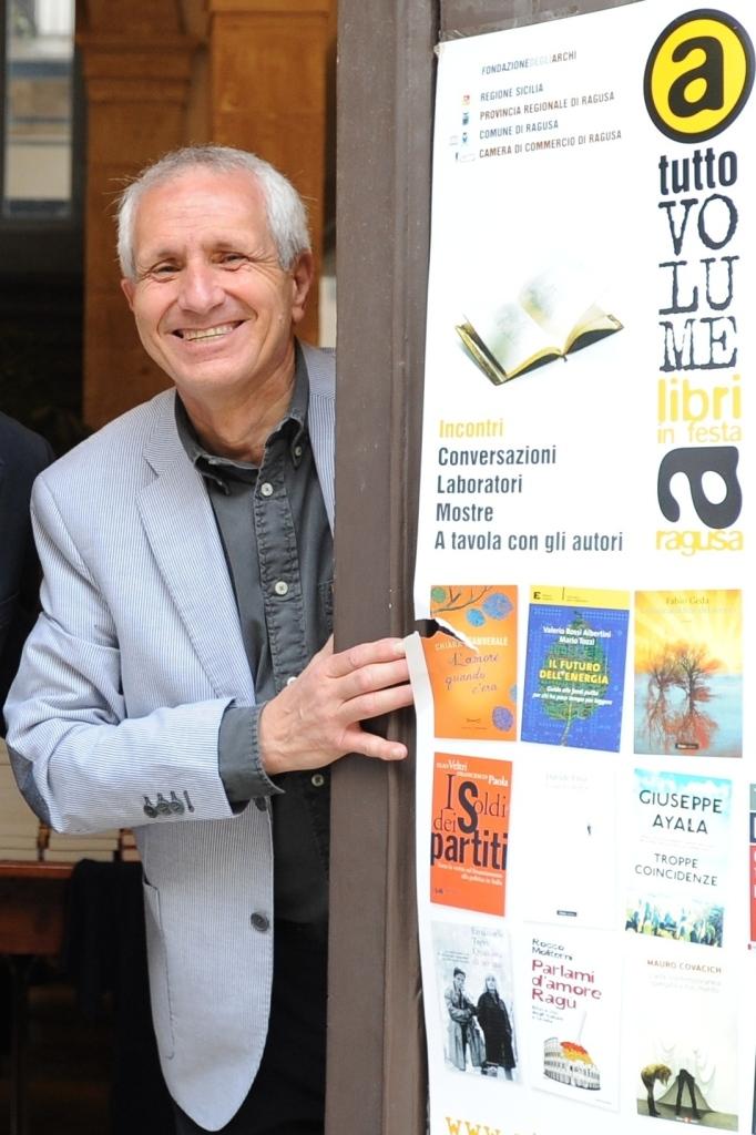 Roberto Ippolito A tutto volume Ragusa 26 maggio 2012