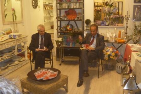 Roberto Ippolito Ignoranti e Gianni Rizzuti 29 maggio 2013 2