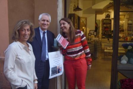 Silvia Scravaglieri Roberto Ippolito Ignoranti e Daniela Ara 29 maggio 2013