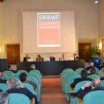 Roberto Ippolito e Marco Malvaldi San Miniato 6 giugno 2013 1