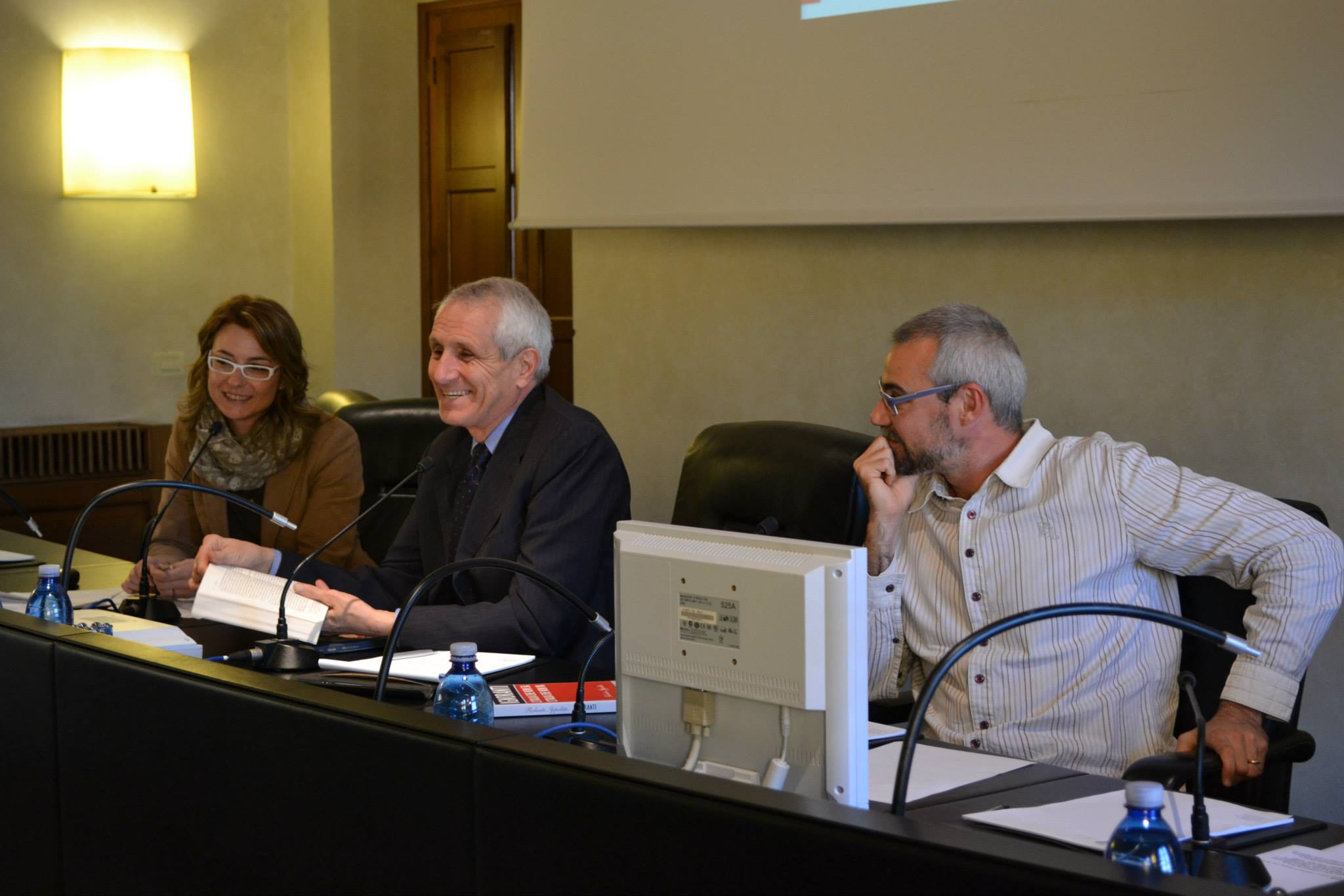 Roberto Ippolito e Marco Malvaldi San Miniato 6 giugno 2013 4