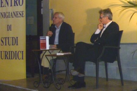 Roberto Ippolito e sottosegretario Cosimo Ferri 8 giugno 2013 2
