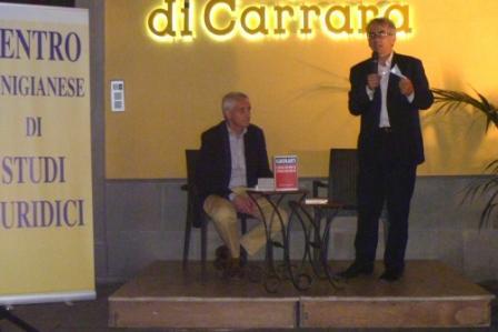 Roberto Ippolito e sottosegretario Cosimo Ferri 8 giugno 2013 4