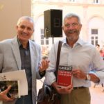 Roberto Ippolito e Giovanni Bignami Civitanova 26 luglio 2013 foto Luigi Gasparroni