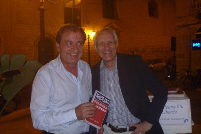 Pasquale Cascella e Roberto Ippolito Barletta 6 agosto 2013