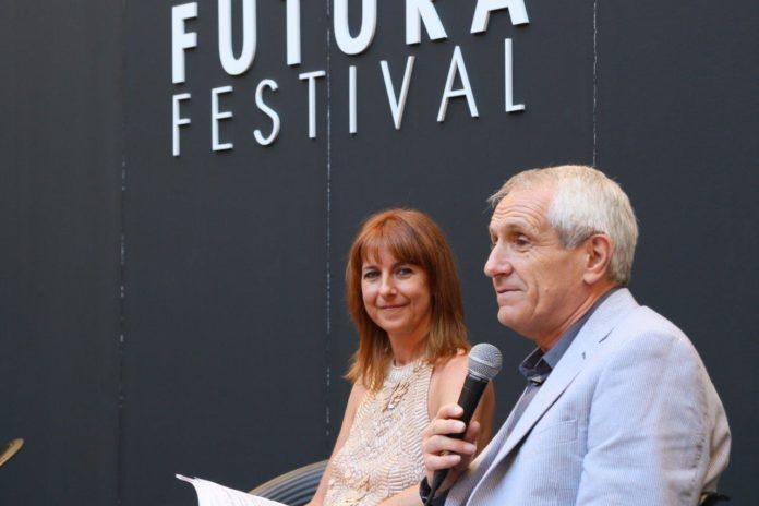 Cristina Bellon e Roberto Ippolito 26 luglio 2013 Civitanova Marche foto Luigi Gasparroni