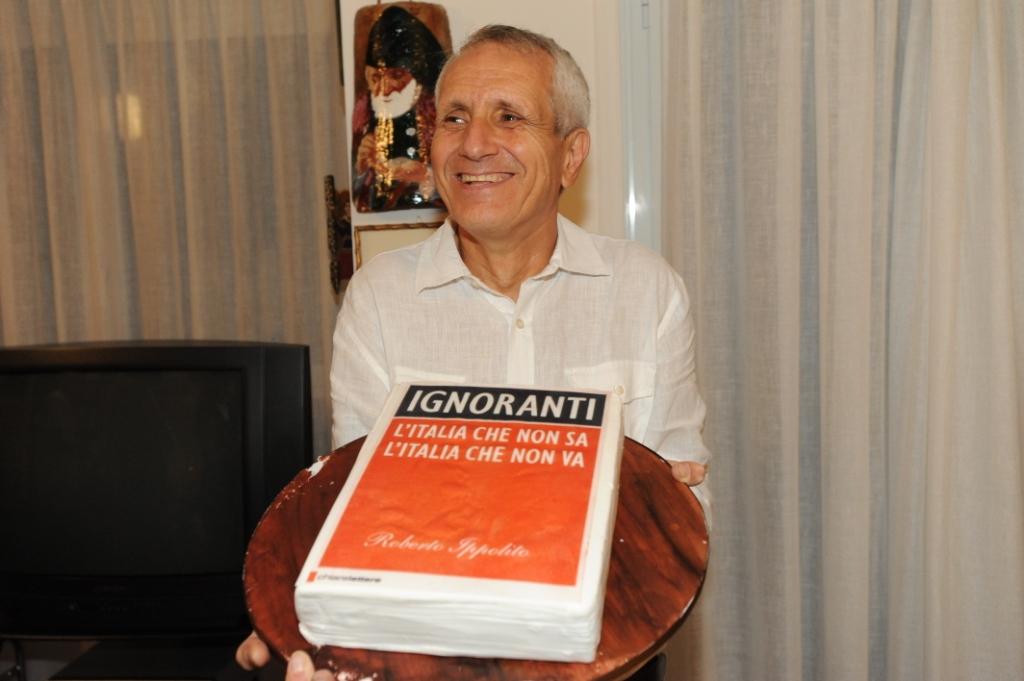 Roberto Ippolito Ignoranti torta 4 - 5 settembre 2013