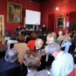 Roberto Ippolito Ignoranti Biblioteca Sarti Accademia di San Luca 17 ottobre 2013 2