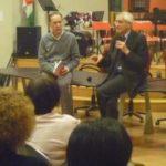 16 dicembre 2013 Arzignano (Vicenza) 1, Roberto Ippolito 'Ignoranti' (a sinistra Pier Paolo Frigotto)