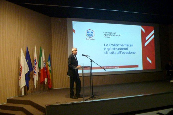 Roberto Ippolito 'Ancora (troppi) Evasori' al Caf Acli 18 dicembre 2013 (1)