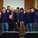 Roberto Ippolito con associazione Identitariamente Potenza 21 gennaio 2014