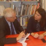 Roberto Ippolito e Alessia Gazzola Roma 18 febbraio 2014