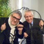 Giancarlo De Cataldo e Roberto Ippolito 12 marzo 2014 1