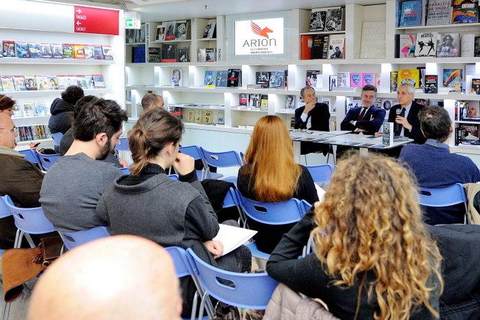 Libri al centro 03 26 marzo 2014 Marcello Ciccaglioni Fabio Del Giudice e Roberto Ippolito