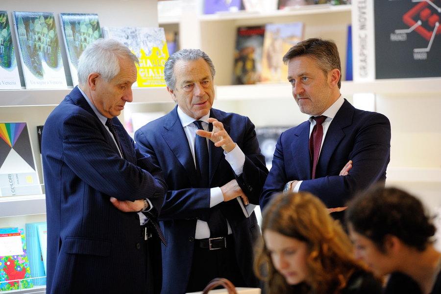 Libri al centro 06 26 marzo 2014 Roberto Ippolito Marcello Ciccaglioni e Fabio Del Giudice