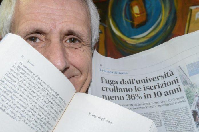 Roberto Ippolito autore Ignoranti Chiarelettere 12 marzo 2014 foto Marino Paoloni Agr