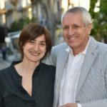 Chiara Valerio e Roberto Ippolito direttore A tutto volume Ragusa 7 giugno 2014