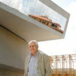 Roberto Ippolito curatore 'Nel baule' Maxxi Roma luglio 2014 foto Maurizio Riccardi Agr