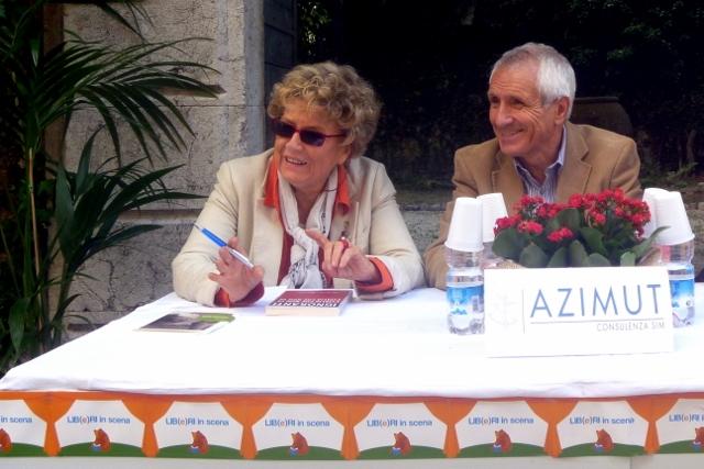 Pescasseroli 1 Dacia Maraini e Roberto Ippolito Ignoranti Chiarelettere 28 agosto 2014