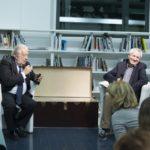 Maxxi 1. 25 settembre 2014 Pupi Avati e Roberto Ippolito curatore Nel baule foto Flaminia Nobili