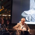 Maxxi 18 settembre 2014 5. Ferdinando Scianna e Roberto Ippolito curatore Nel baule foto Flaminia Nobili