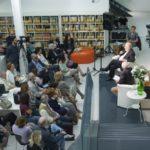 Maxxi 2. 25 settembre 2014 Pupi Avati e Roberto Ippolito curatore Nel baule foto Flaminia Nobili
