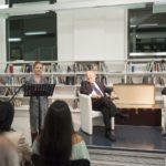 Maxxi 3. 25 settembre 2014 Viola Graziosi Pupi Avati e Roberto Ippolito curatore Nel baule foto Flaminia Nobili
