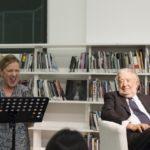 Maxxi 6. 25 settembre 2014 Viola Graziosi e Pupi Avati e Roberto Ippolito curatore Nel baule foto Flaminia Nobili