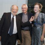 Maxxi 7. 25 settembre 2014 Pupi Avati Roberto Ippolito e Viola Graziosi curatore Nel baule foto Flaminia Nobili