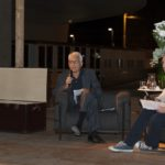 Maxxi 2. 8 ottobre 2014 Filippo La Porta e Roberto Ippolito foto Flaminia Nobili