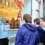 Roberto Ippolito Abusivi Chiarelettere Arion Prati Roma 1. foto Maurizio Riccardi Agr