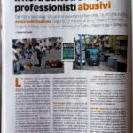 Roberto Ippolito Abusivi Chiarelettere su Sette Corriere della Sera 31 ottobre 2014