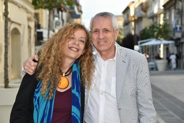 Loredana Lipperini e Roberto Ippolito Abusivi Chiarelettere foto Maurizio Riccardi Agr