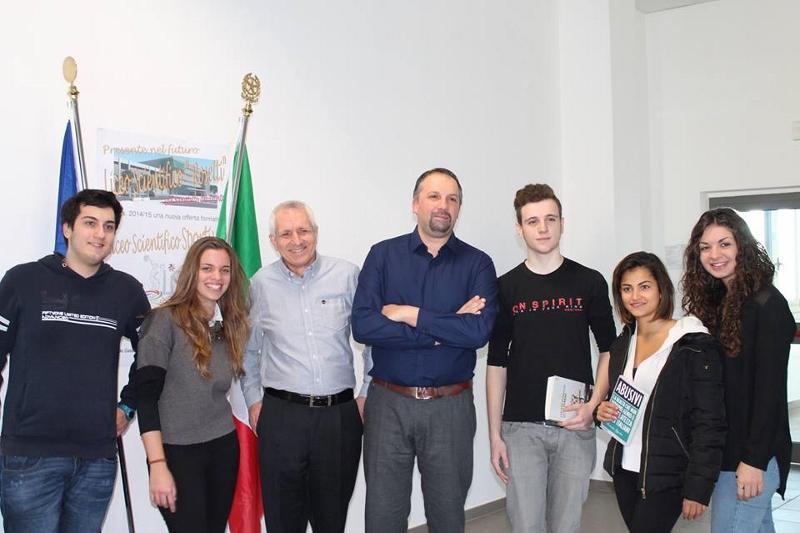 2014 12 13 01 Liceo scientifico Rosetti San Benedetto del Tronto