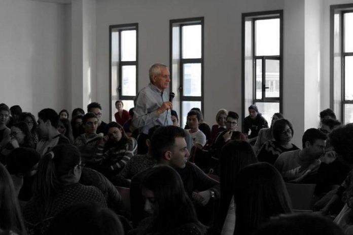 2014 12 13 02 Roberto Ippolito Liceo scientifico Rosetti San Benedetto del Tronto