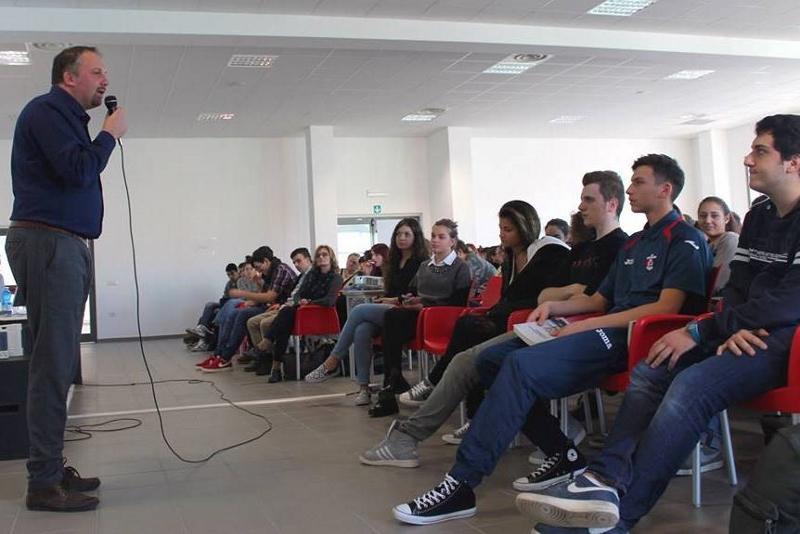 2014 12 13 04 Stefano Petrocchi Liceo scientifico Rosetti San Benedetto del Tronto