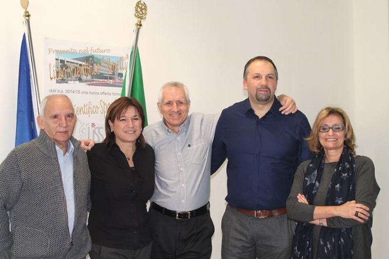 2014 12 13 10 Liceo scientifico Rosetti San Benedetto del Tronto