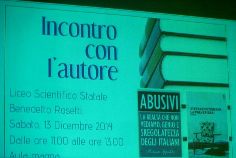 2014 12 13 12 Liceo scientifico Rosetti San Benedetto del Tronto