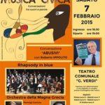 Roberto Ippolito Abusivi Chiarelettere a Musica Civica San Severo 7 febbraio 2015