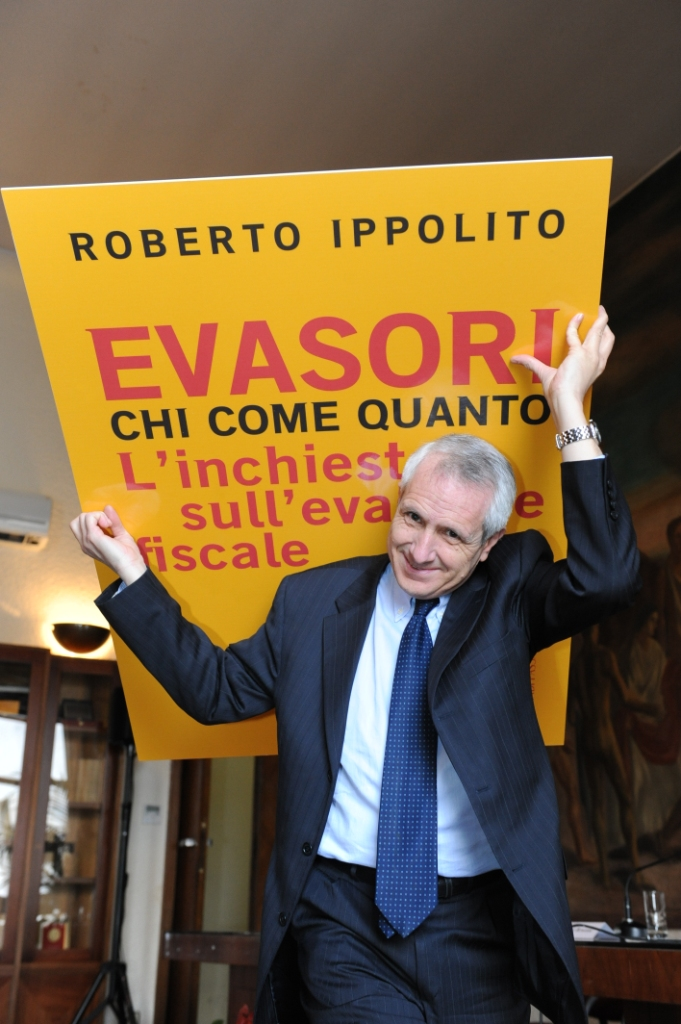 Roberto Ippolito Evasori 5 febbraio 2009 foto Maurizio Riccardi