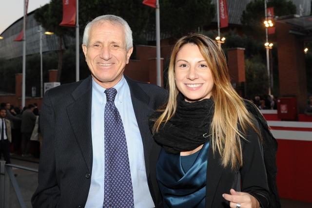 Roberto Ippolito e Maria Francesca Gagliardi Auditorium Parco della Musica 25 ottobre 2014 foto Maurizio Riccardi Agr