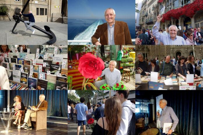 Una Nave di libri per Barcellona 21 24 aprile 2018 collage