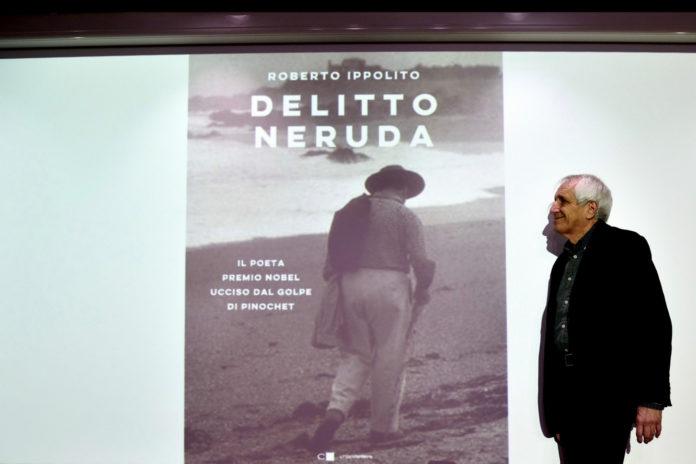 """""""Delitto Neruda"""", il mio libro e l'insopprimibile bisogno della verità (Chiarelettere)"""
