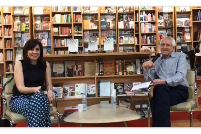 Nadia Terranova (Giulio Perrone Editore) dialoga con Roberto Ippolito diretta Facebook libreria Nuova Europa I Granai 5 giugno 2020