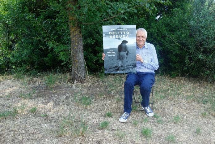Roberto Ippolito 'Delitto Neruda' Chiarelettere, Parco Appiano Roma 26 giugno 2020