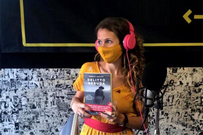 """Valentina Notarberardino conversa a Radio Kaos Italy con Roberto Ippolito autore di """"Delitto Neruda"""" (Chiarelettere) 21 luglio 2020"""