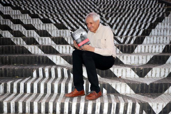 """Roberto Ippolito autore di """"Delitto Neruda"""" (Chiarelettere) 4 settembre 2020 Monte Ciocci, Roma"""